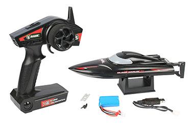 Rage Black Marlin MX Boat